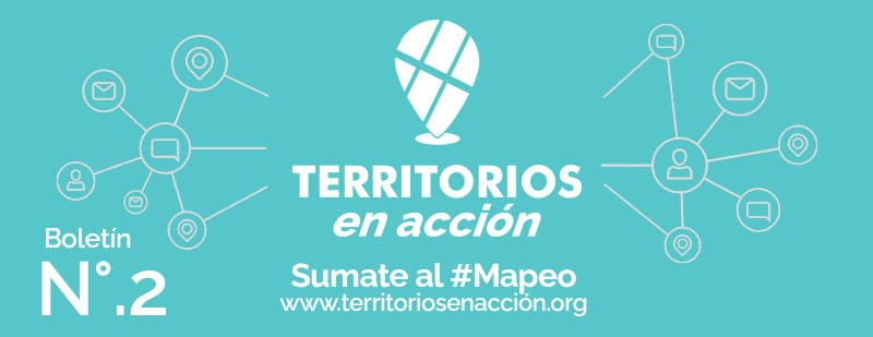 Boletín n°2 Territorios en Acción