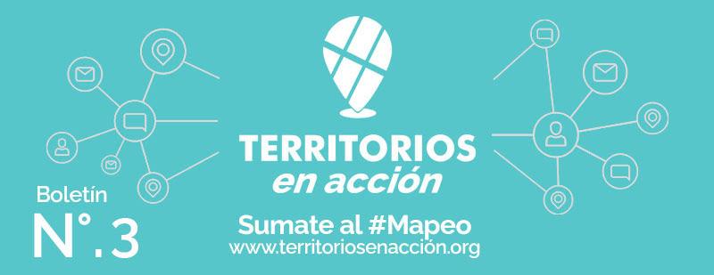 Boletín n°3 Territorios en Acción