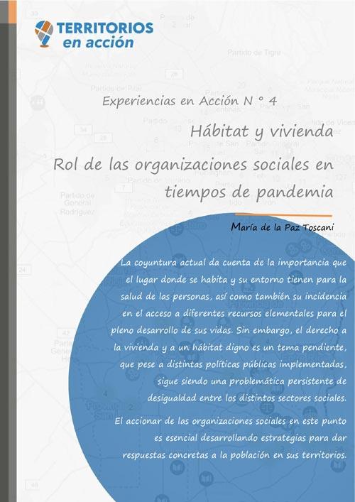Experiencias en Acción 4. Las Organizaciones del Noroeste Argentino: experiencias en el marco de la Pandemia